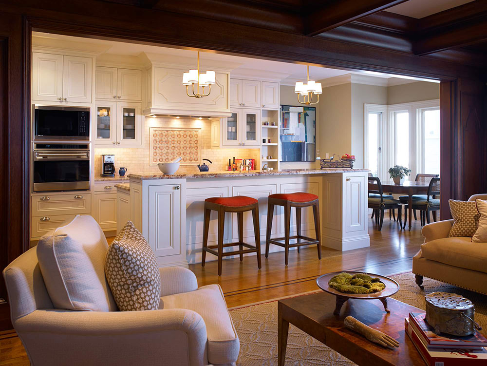 Open plan kitchen and living room design ideas2 Open plan kitchen and living room design ideas