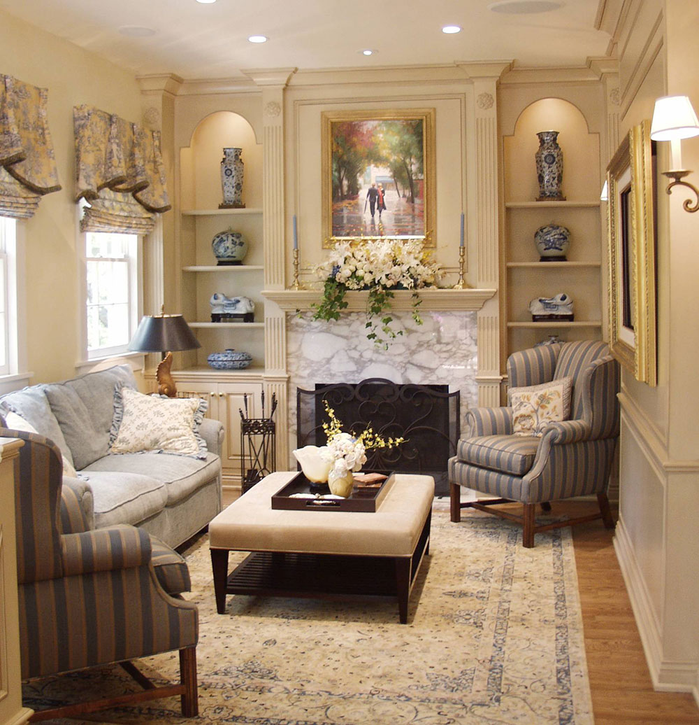 How to make a living room look bigger5 How to make a living room look bigger