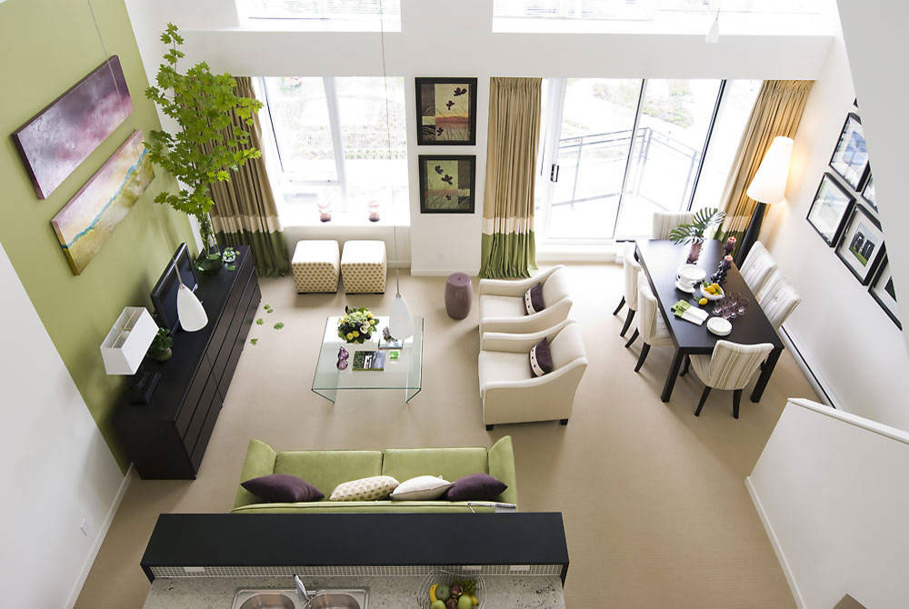 How to Make a Living Room Look Bigger How to Make a Living Room Look Bigger