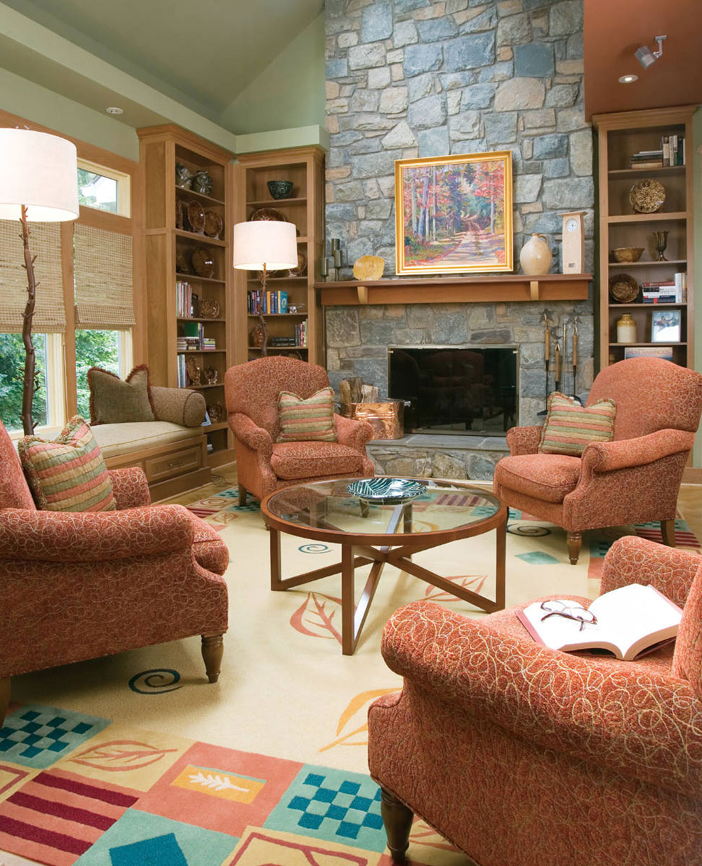 How to Make a Living Room Look Bigger12 How to Make a Living Room Look Bigger