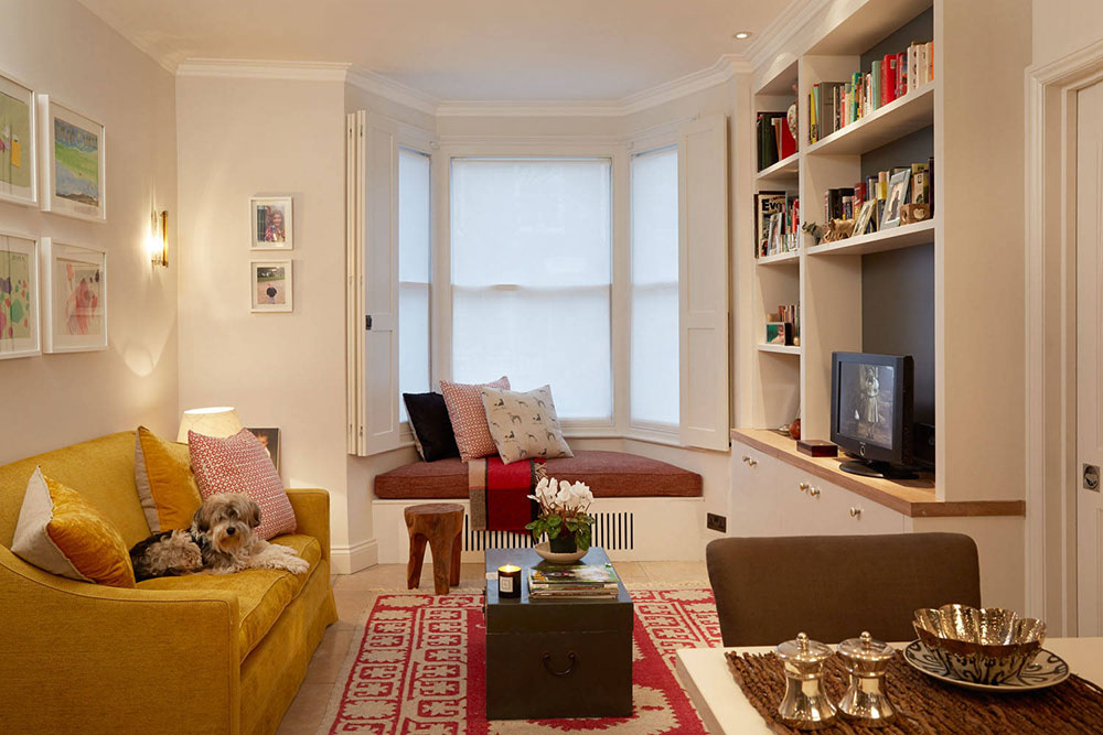 How to make a living room look bigger1 How to make a living room look bigger