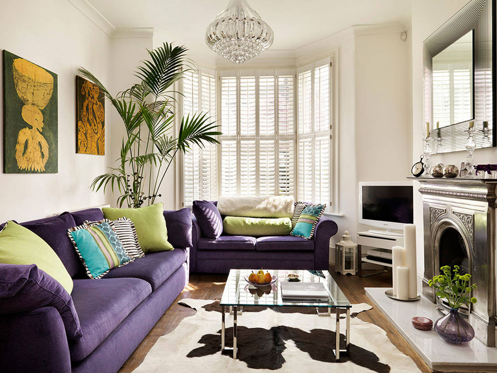 How to Make a Living Room Look Bigger11 How to Make a Living Room Look Bigger
