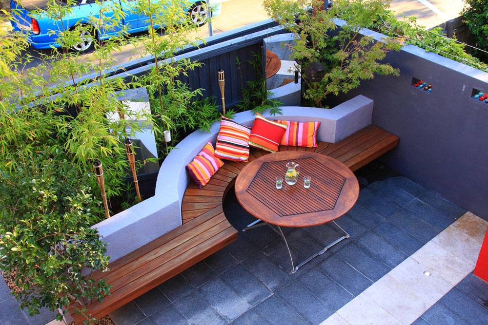 How to decorate an apartment balcony8 How to decorate an apartment balcony