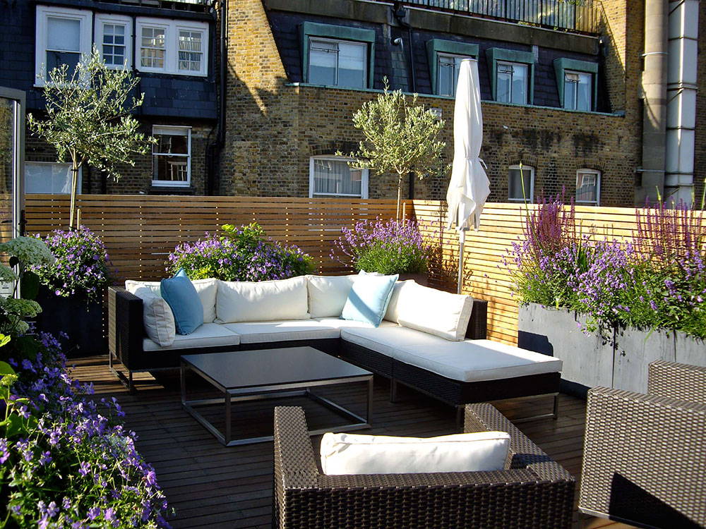 How to decorate an apartment balcony9 How to decorate an apartment balcony