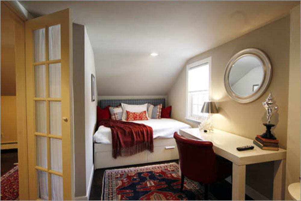 Design Tips for Decorating a Small Bedroom on a Budget 4 design tips for decorating a small bedroom on a budget