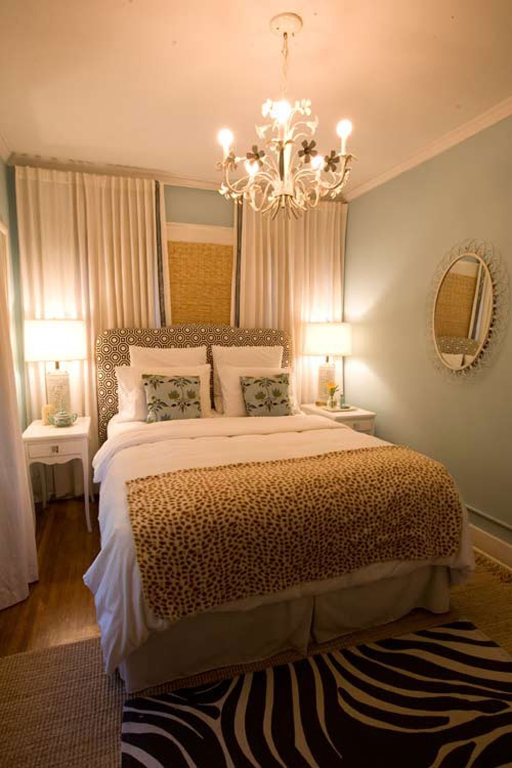 Design Tips for Decorating a Small Bedroom on a Budget 6 Design Tips for Decorating a Small Bedroom on a Budget