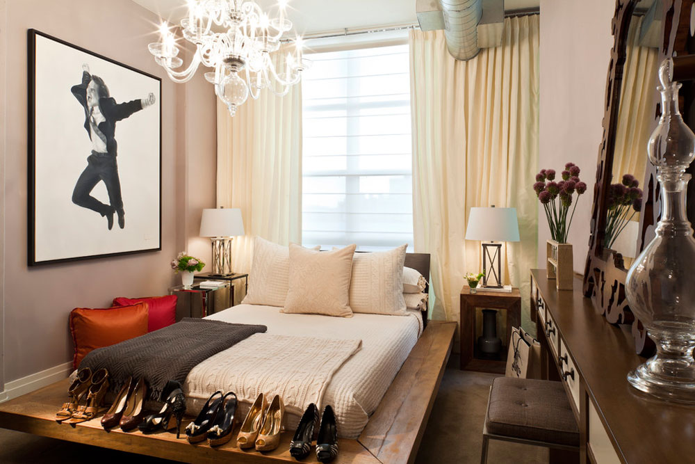 Design Tips for Decorating a Small Bedroom on a Budget 2 design tips for decorating a small bedroom on a budget