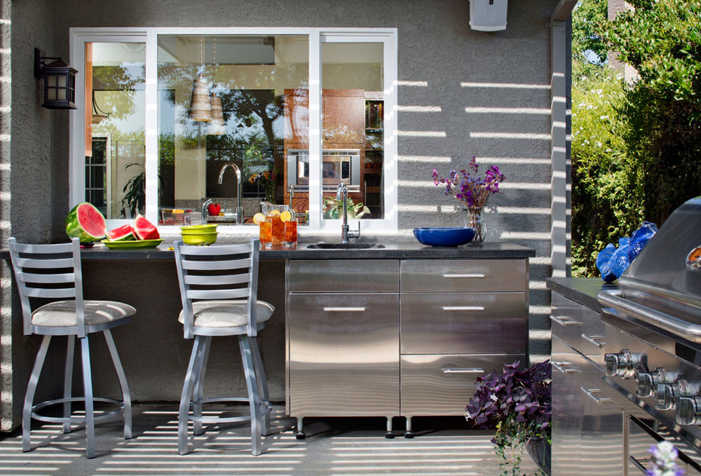 Tips for Designing the Best Designs for Outdoor Kitchens and Backyard Kitchens-2 Tips for Designing the Best Designs for Outdoor Kitchens and Backyard Kitchens