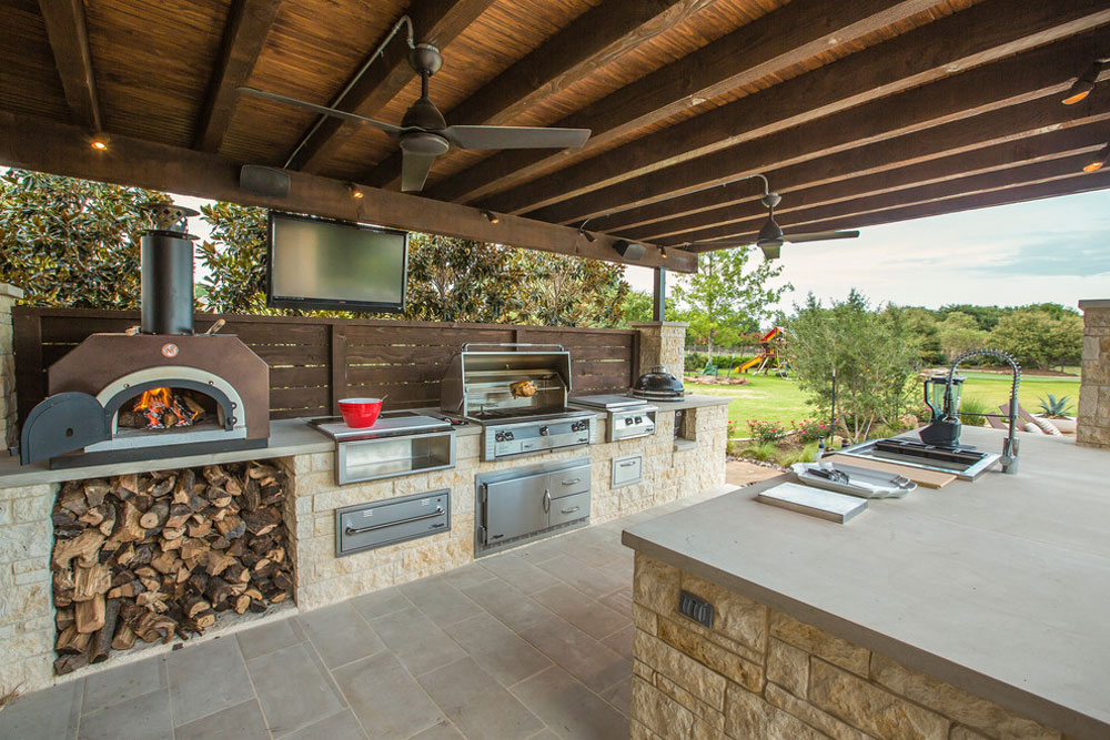 Tips for Designing the Best Outdoor and Backyard Kitchen Designs-7 Tips for Designing the Best Outdoor and Backyard Kitchen Designs