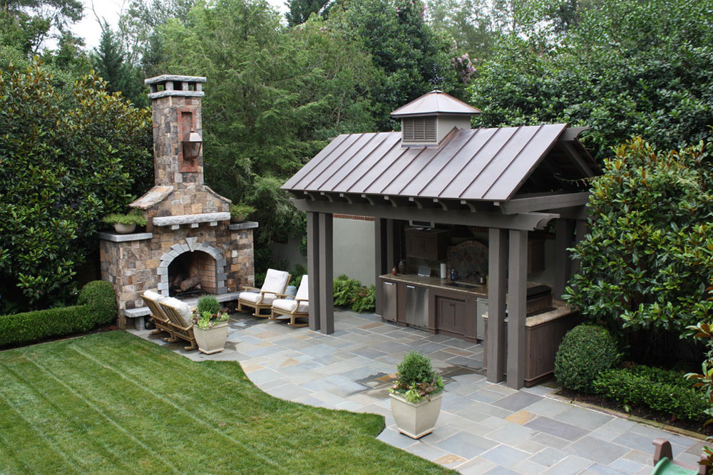 Tips for Designing the Best Outdoor and Backyard Kitchen Designs-4 Tips for Designing the Best Outdoor and Backyard Kitchen Designs