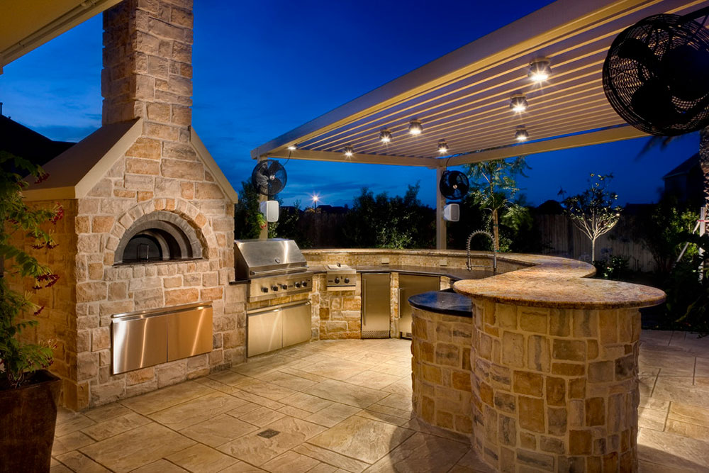 Tips for Designing the Best Outdoor and Backyard Kitchen Designs-8 Tips for Designing the Best Outdoor and Backyard Kitchen Designs