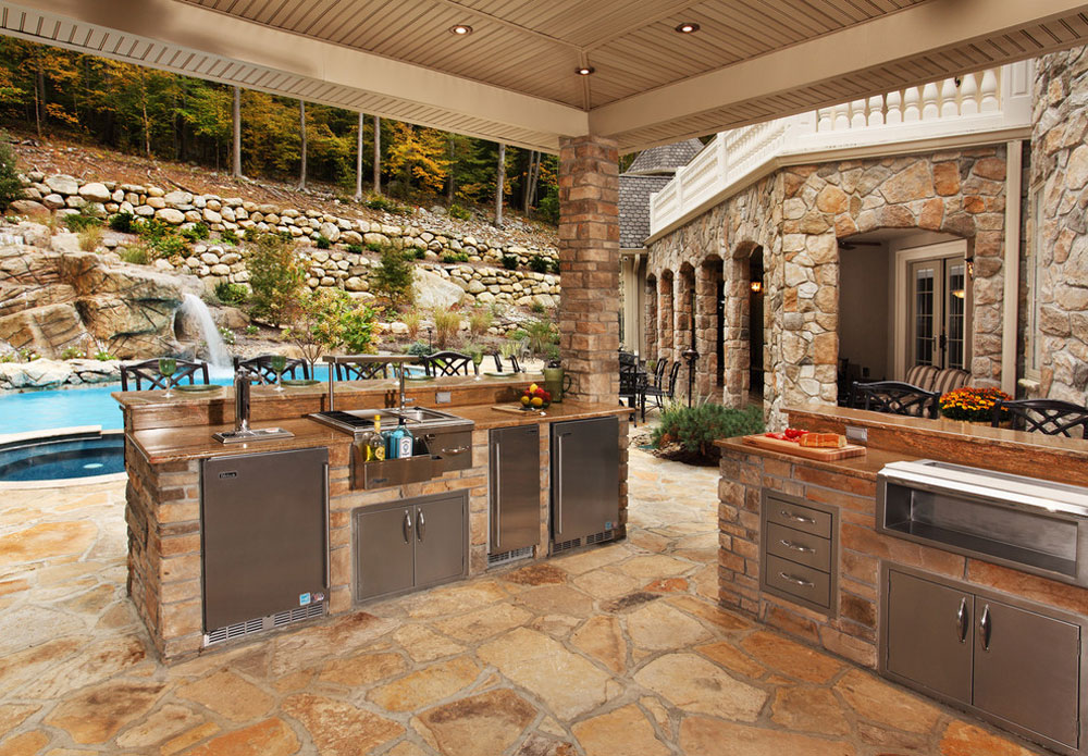 Tips for Designing the Best Outdoor and Backyard Kitchen Designs-11 Tips for Designing the Best Outdoor and Backyard Kitchen Designs