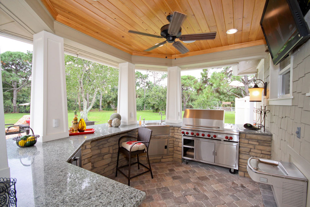 Tips for Designing the Best Outdoor and Backyard Kitchen Designs-9 Tips for Designing the Best Outdoor and Backyard Kitchen Designs