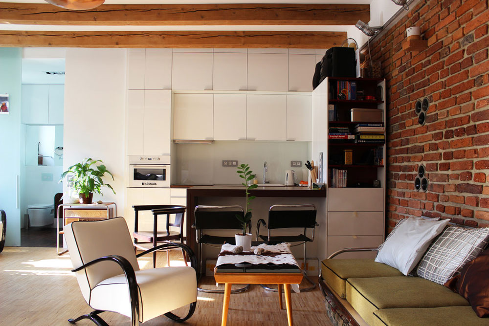 Small apartment to decorate and furnish on a budget 3 Small apartment to decorate and furnish on a budget
