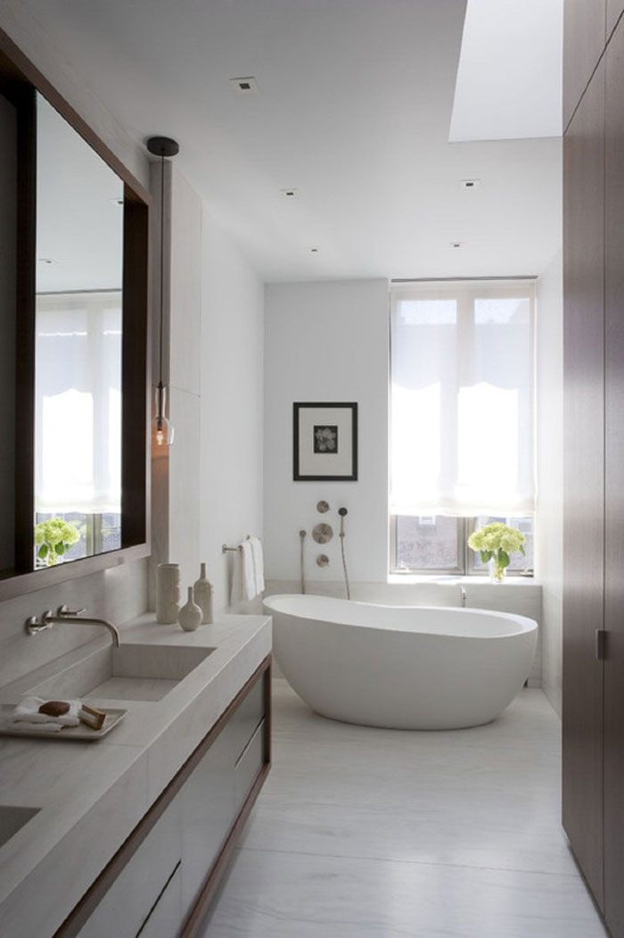77376733733 Tips and ideas for remodeling the bathroom (26 images)