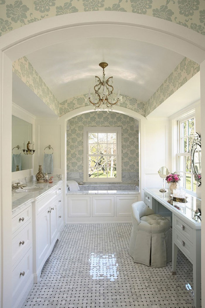 77376860002 Tips and ideas for remodeling the bathroom (26 images)