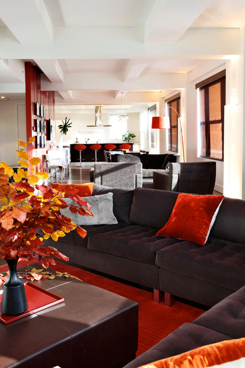 Meaning-of-the-red-color-in-interior-design-and-decoration-ideas-6 Meaning of the red color in interior design and decoration-ideas