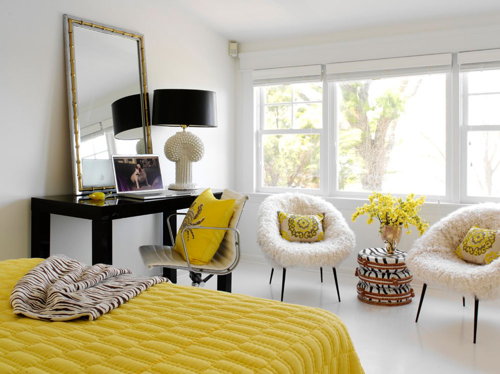 Decorating and Adding Color to Rooms with White Walls 5 Decorate and add color to rooms with white walls