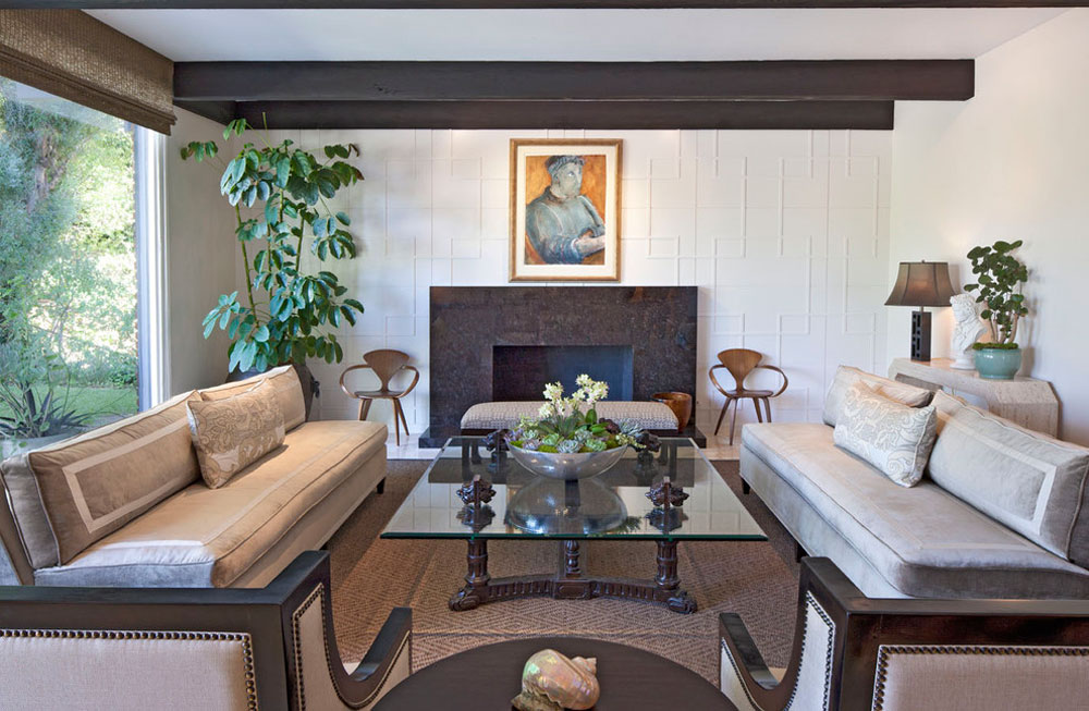 Decorating-your-house-interiors-with-plants-10 Decorate the interiors of your house with plants