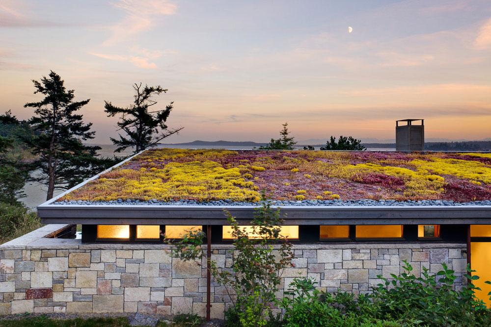 Advantages of a green roof 2 advantages of a green roof