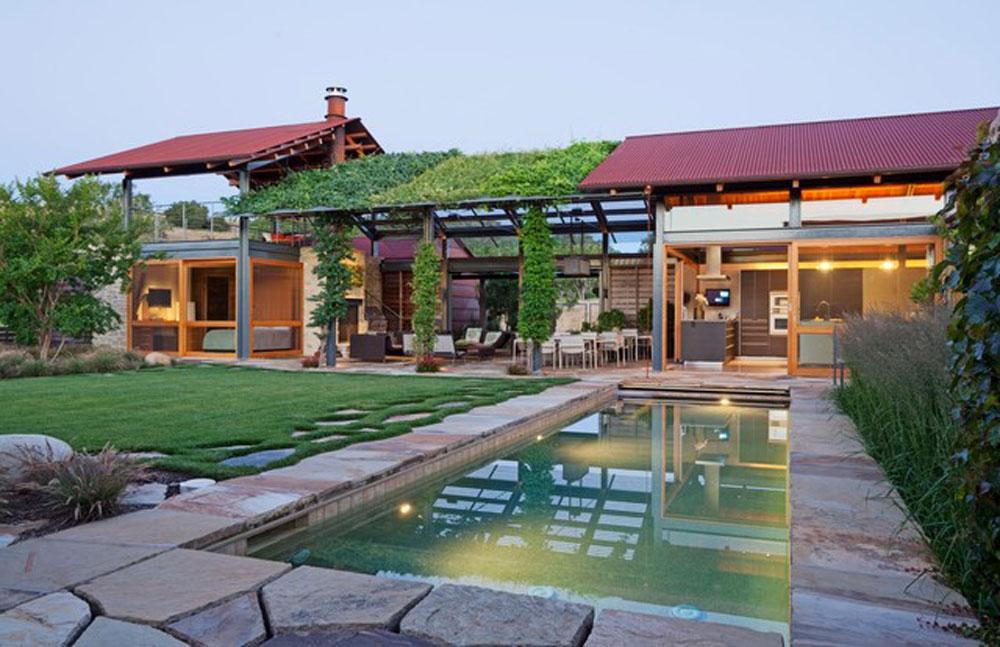 Benefits of a Green Roof 12-1 Benefits of a Green Roof