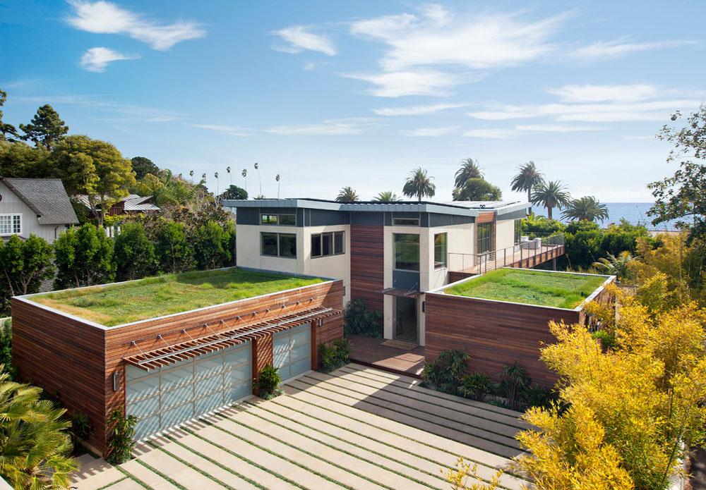 Advantages of a green roof 8 advantages of a green roof
