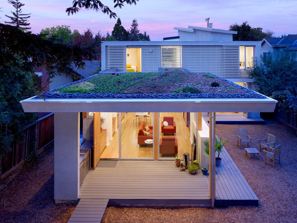 Advantages of a green roof 7 advantages of a green roof