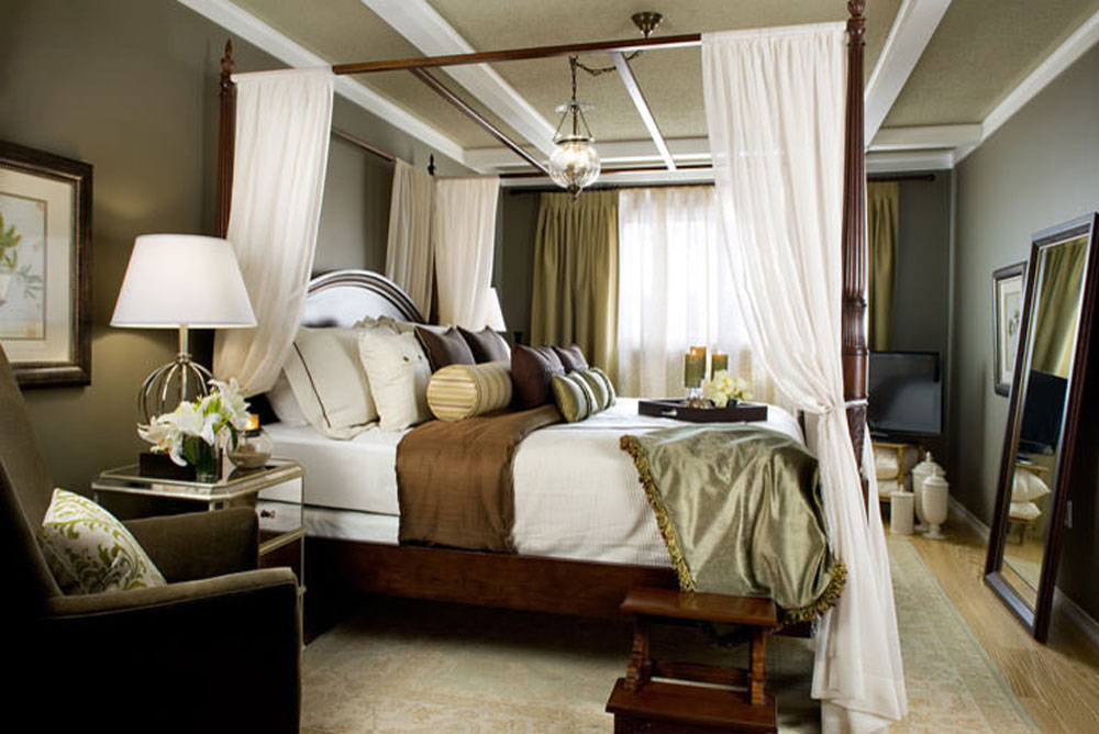 Creating a Romantic Bedroom Interior Design 3 Creating a Romantic Bedroom Interior Design