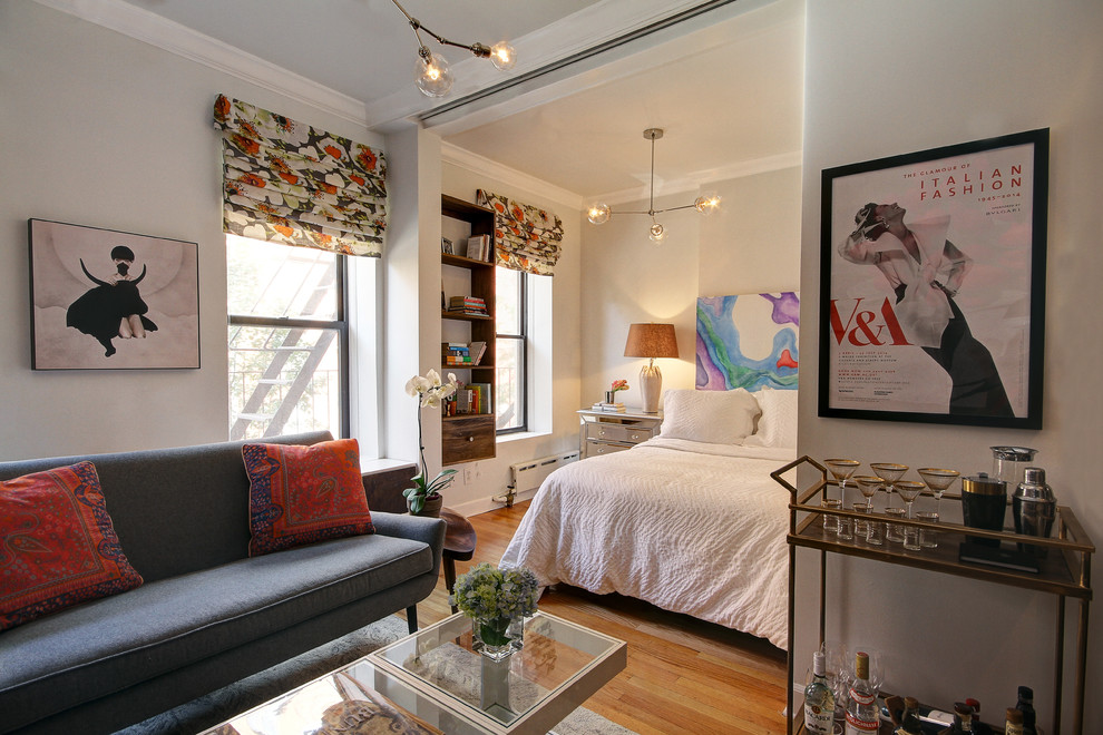 How to decorate a studio apartment-14-1 How to decorate a studio apartment