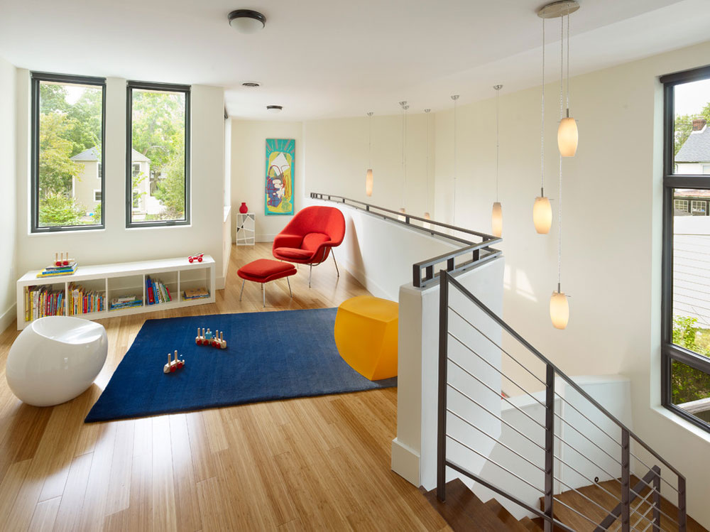 modern kids choose the best flooring for pet owners
