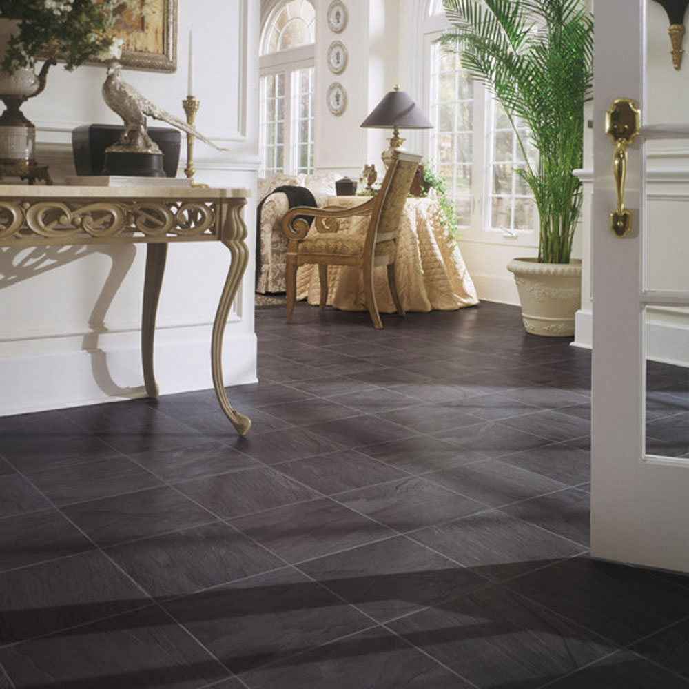 traditional rooms Choosing the best floor for pet owners
