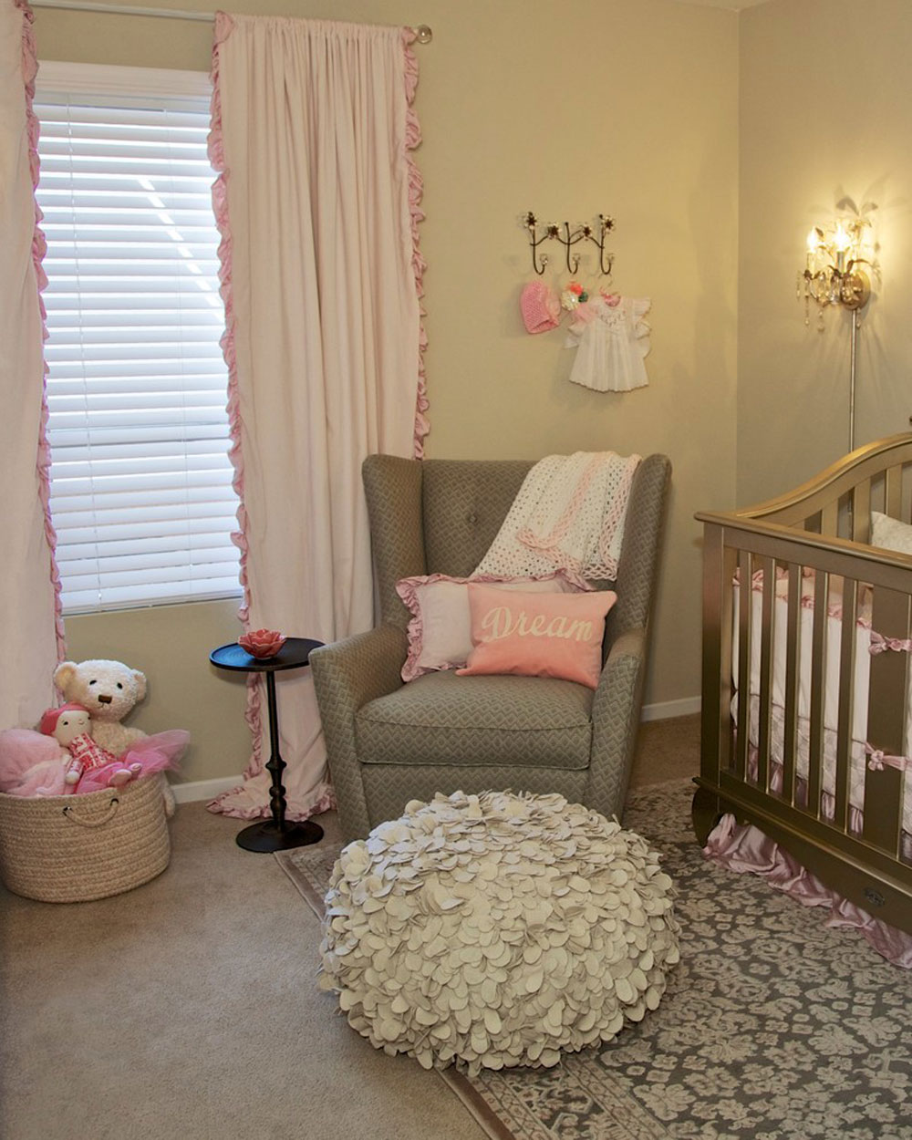 51 nursery color schemes for your baby's room