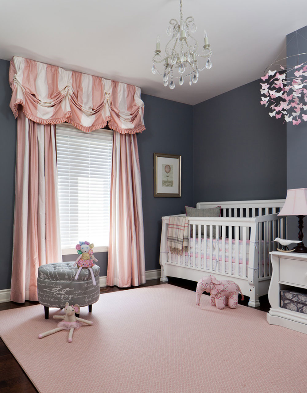 41 color schemes for baby nurseries for your baby room