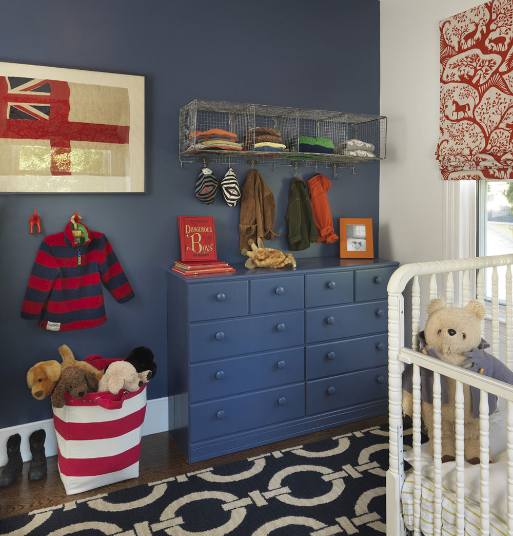 81 nursery color schemes for your baby's room