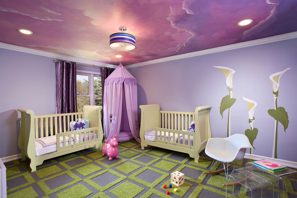 13 baby nursery color schemes for your baby room