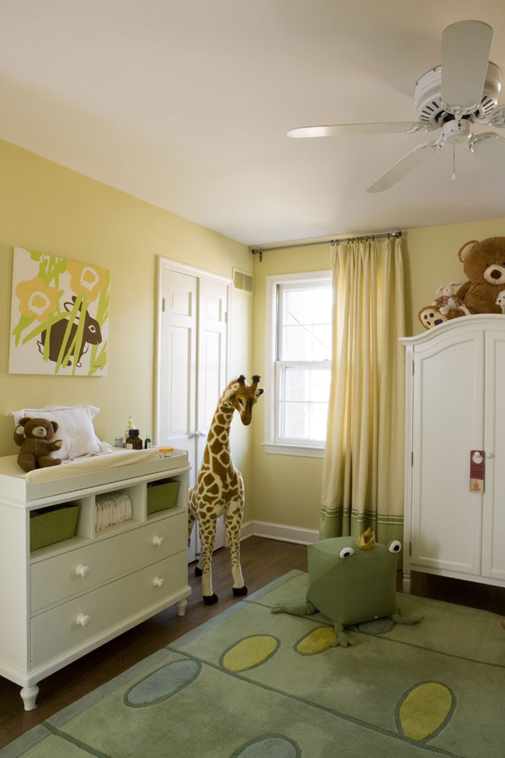 111 color schemes for baby nurseries for your baby room