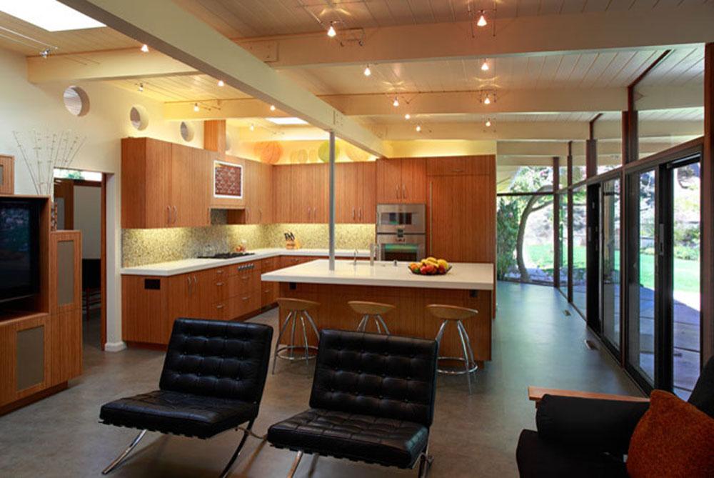 66 Building an energy-efficient house with an energy-saving interior design