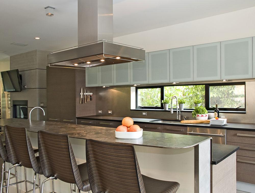 75 Building an energy-efficient house with an energy-saving interior design