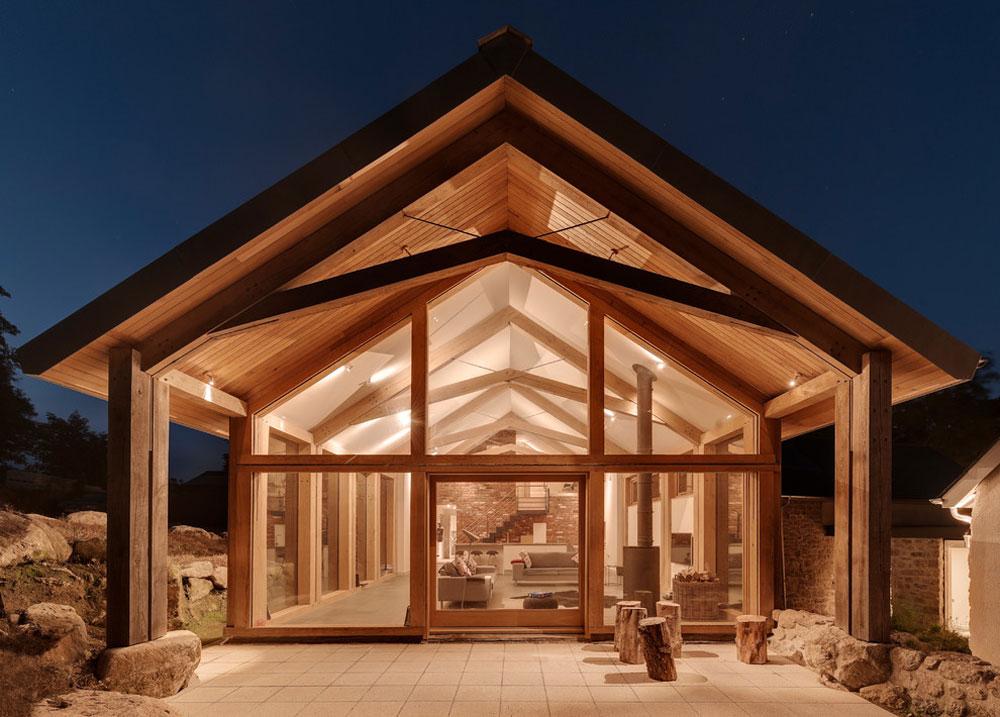 27 Build an energy-efficient house with an energy-saving interior design