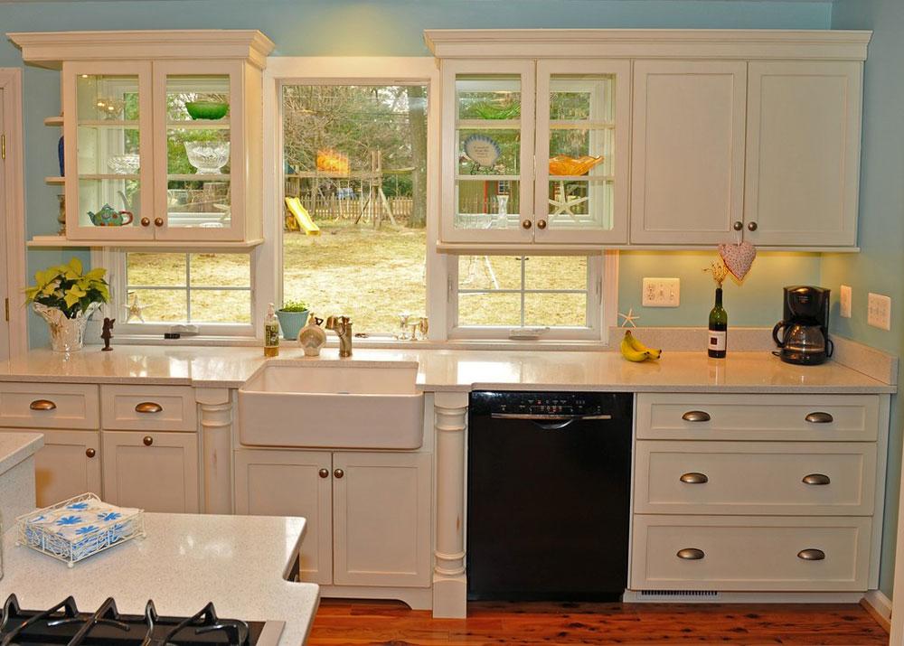 54 Building an energy-efficient house with an energy-saving interior design