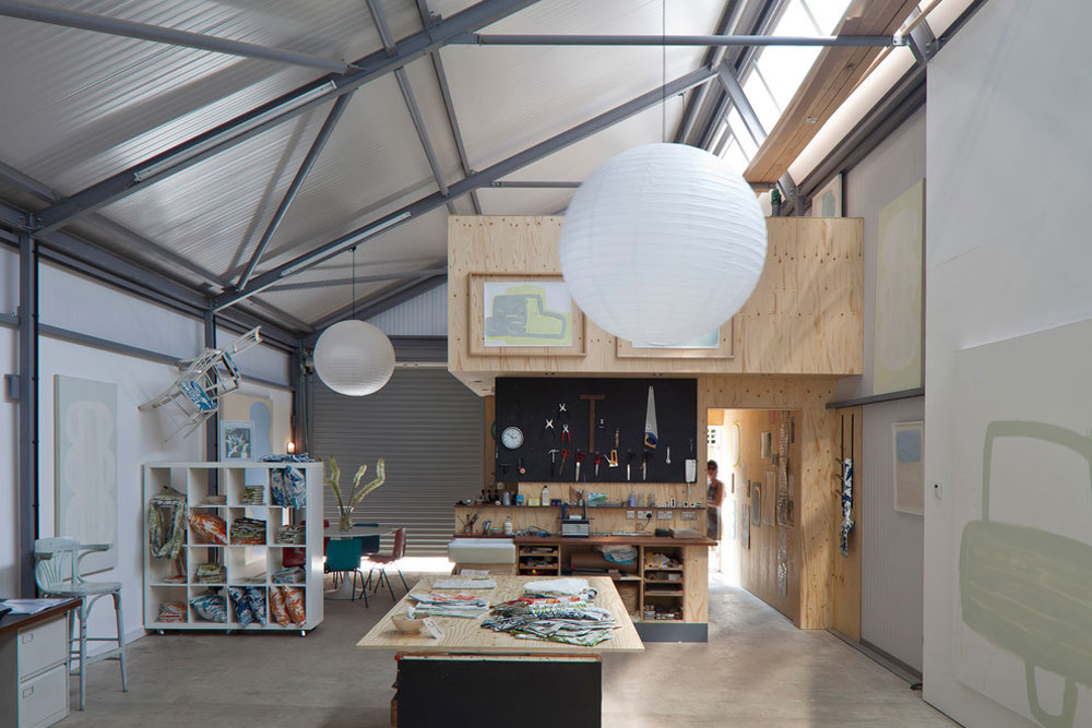 124 Building an energy-efficient house with an energy-saving interior design
