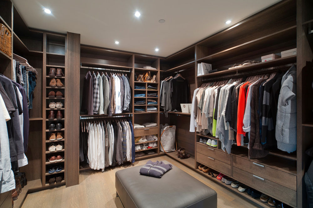 65 design ideas for the master bedroom closet