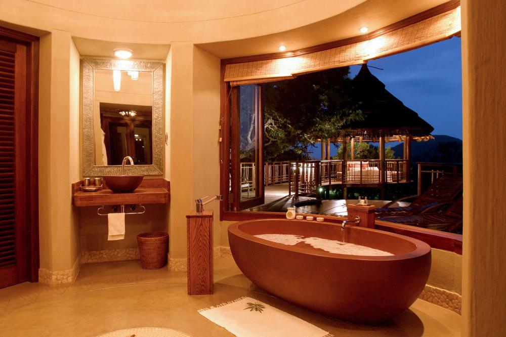 Interior design in African style-11 Interior design in African style
