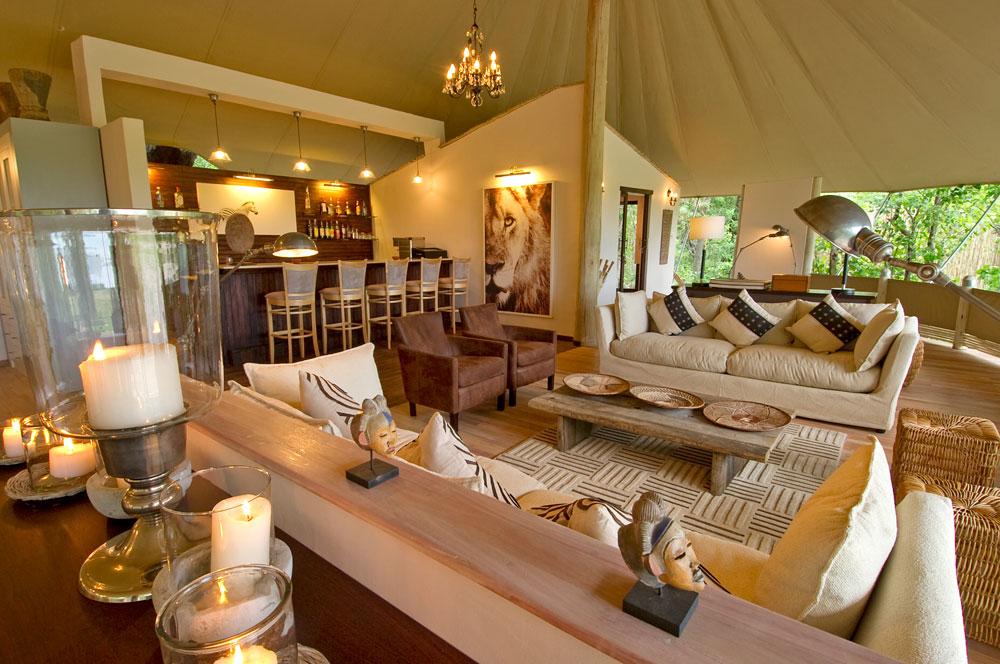 Interior design in african style-10 interior design in african style