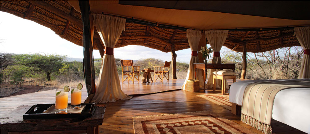 Interior design in African style-7 Interior design in African style