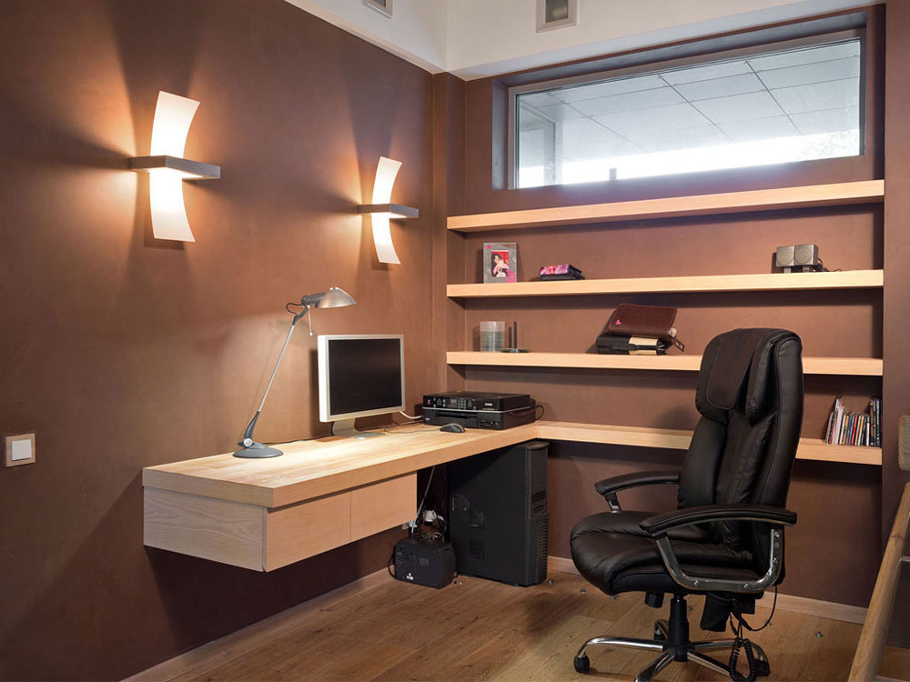 The Latest Home Office Design Ideas-4 The Latest Home Office Design Ideas