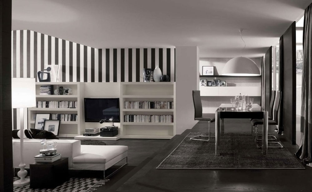Avoid the crowds with a minimalist style 2 Avoid crowded interiors with a minimalist style