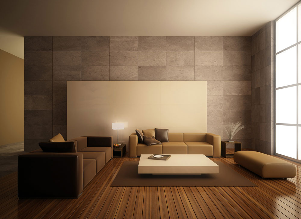 Avoid Crowd-With-A-Minimalist-Style-3 Avoid crowded, minimalist-style interiors