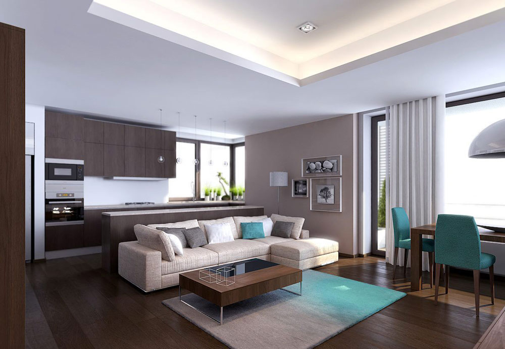 Avoid the crowds with a minimalist style 12 Avoid crowded interiors with a minimalist style