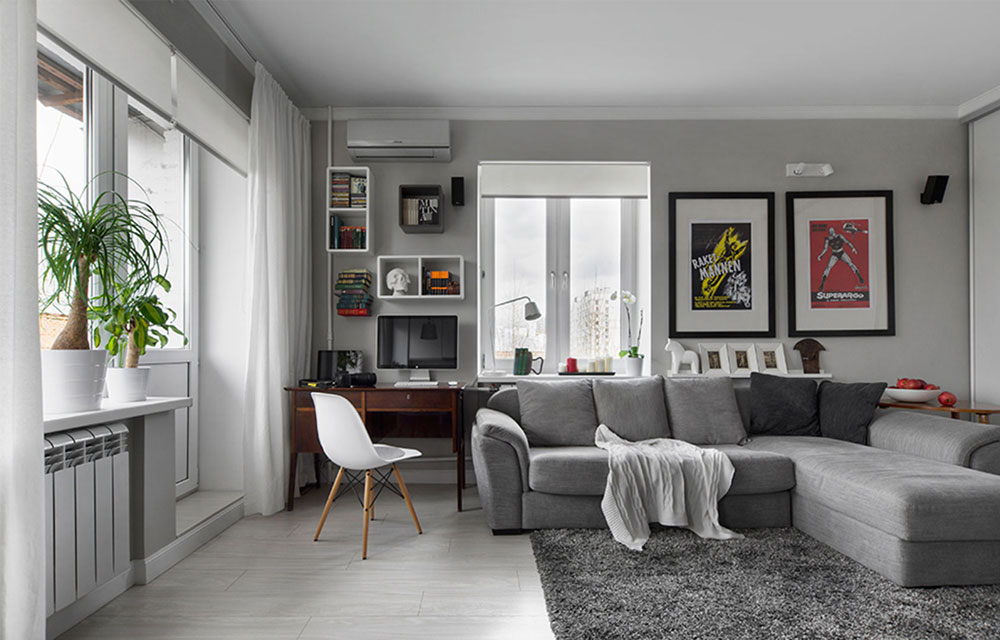 Avoid the crowds with a minimalist style 8 Avoid crowded interiors with a minimalist style
